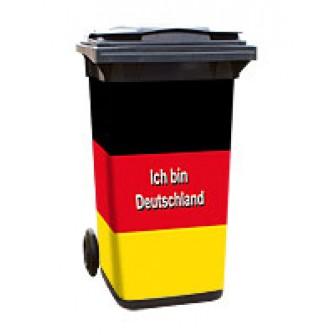 """Motiv 167 - Flagge """"Ich bin Deutschland"""""""