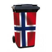 Motiv 194  - Norwegen-Flagge